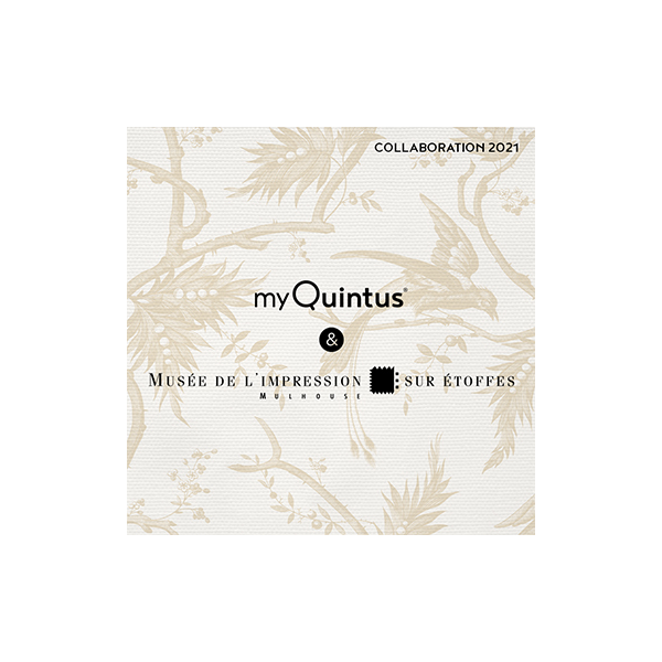 Têtes de lit : myQuintus retrace l'histoire du textile imprimé à travers une collaboration exclusive