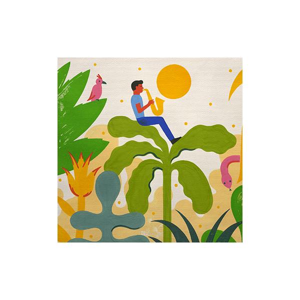 Têtes de lit et housses : notre sélection pour une ambiance tropicale !