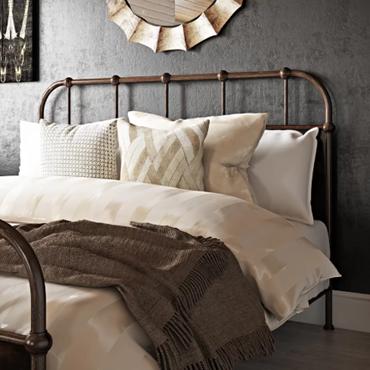 Têtes de lit en métal : notre sélection tendance pour renouveler la ...