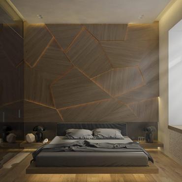 La tête de lit design : pièce maîtresse de lieux d\'exception ...